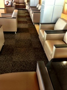 Carpet Tile in sitting are of Lakeland Toyota.