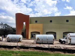 Brew Hub Entrance