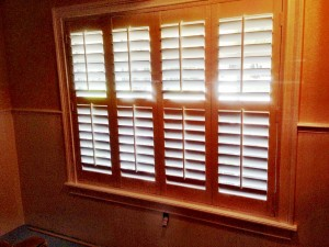 Plantation Shutters in Lakeland