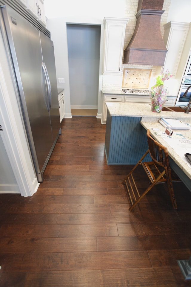 Walnut Hardwood Flooring In Auburndale Home Sunshine Interiors