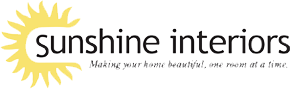 Sunshine Interiors - Carpet, Blinds, Drapes, Shutters in Lakeland Logo