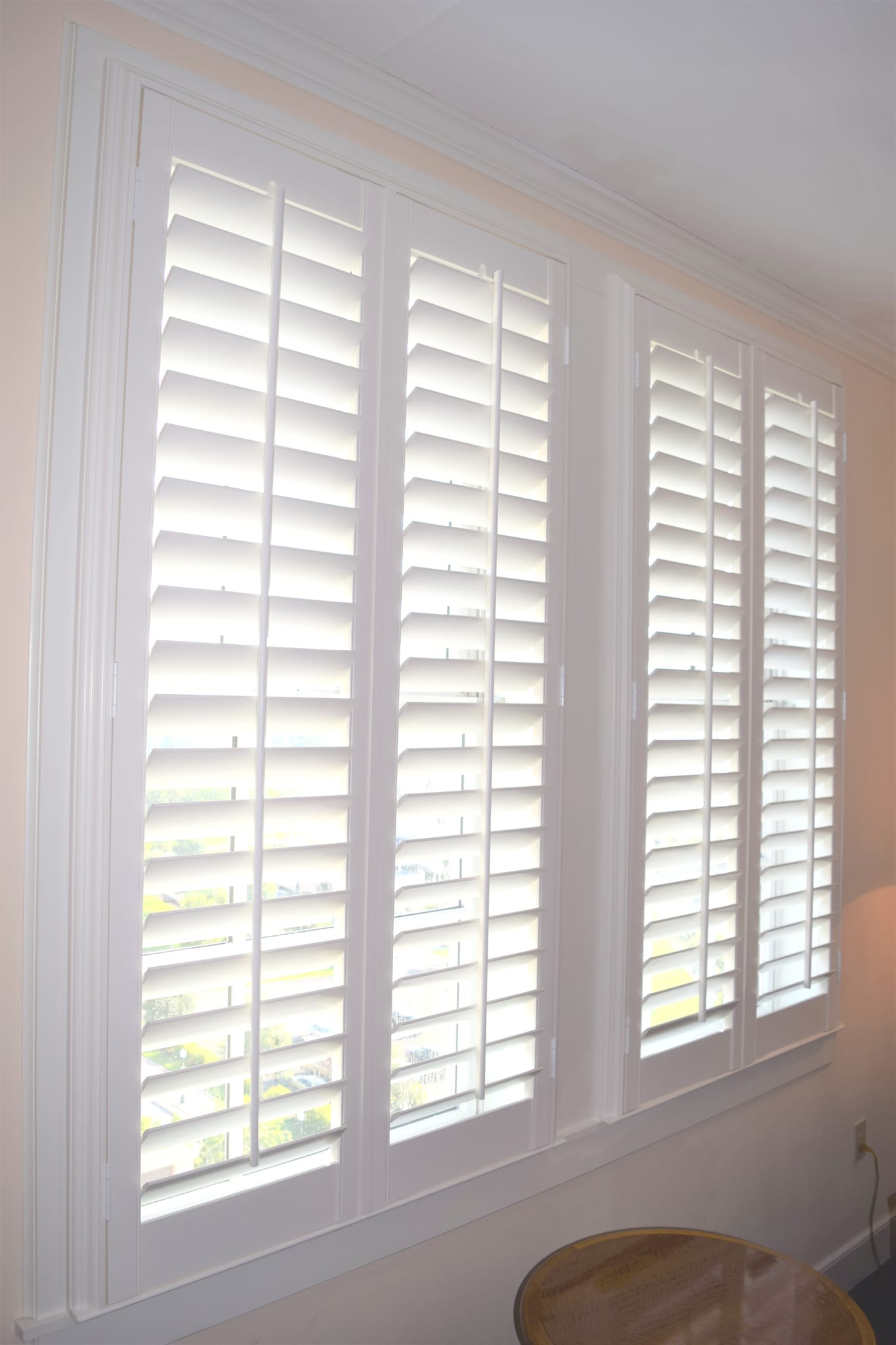 shutters white shutter of by pinterest on plantation panel fit supplied images and real best examples shuttersdublin dublin in life silk blinds